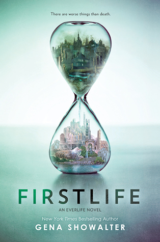Firstlife by Gena Showalter book cover