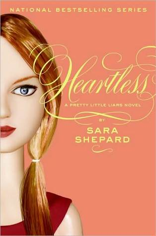 Heartless by Sara Shepard book cover