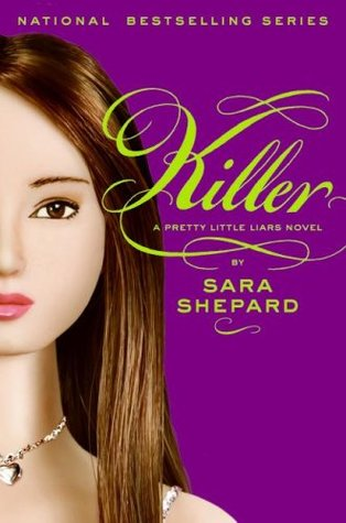Killer by Sara Shepard book cover