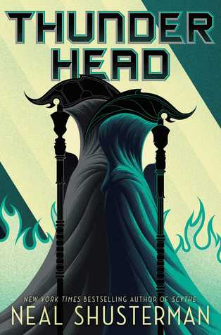 Thunderhead by Neal Shusterman book cover