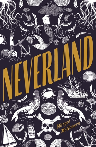 Neverland by Margot McGovern book cover
