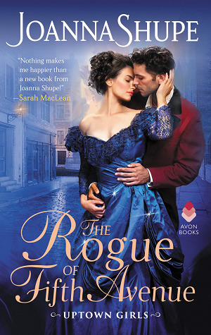 The Rogue of Fifth Avenue by Joanna Shupe book cover