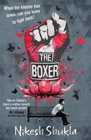 The Boxer by Nikesh Shukla book cover