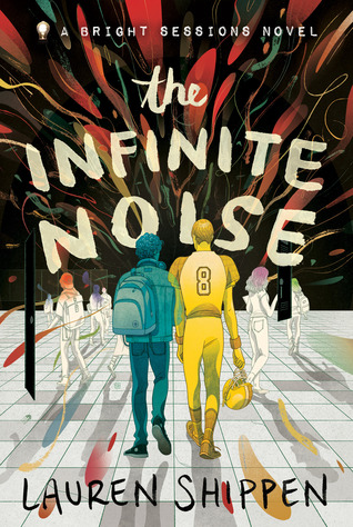 The Infinite Noise by Lauren Shippen book cover