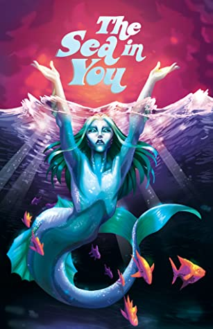 The Sea in You by Jessi Sheron book cover