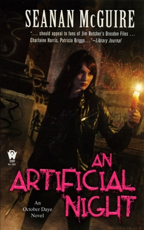 An Artificial Night by Seanan McGuire book cover