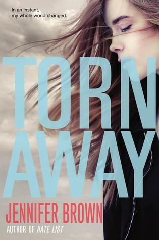 Torn Away by Jennifer Brown book cover