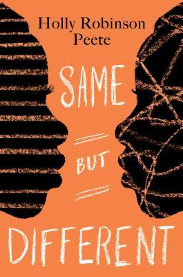 Same But Different  by Holly Robinson Peete book cover