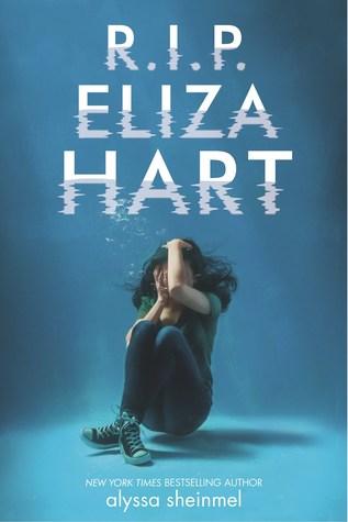 R.I.P. Eliza Hart by Alyssa B. Sheinmel book cover