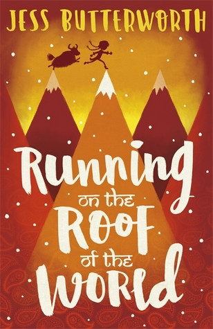 Running on the Roof of the World by Jess Butterworth book cover