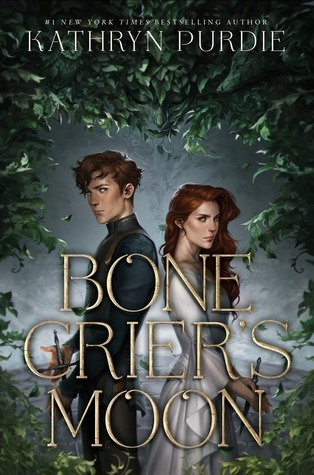 Bone Crier's Moon by Kathryn Purdie book cover