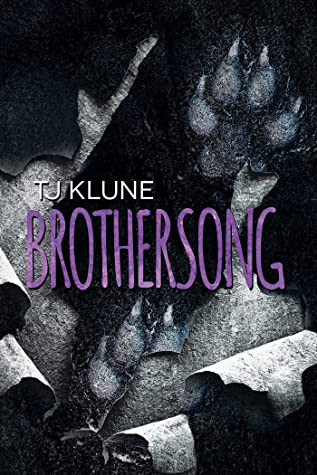 Brothersong by T. J. Klune book cover