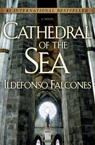 Cathedral of the Sea by Ildefonso Flacones book cover