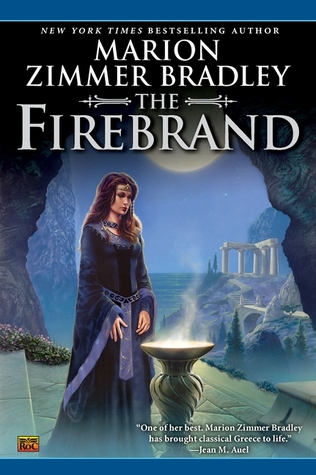 The Firebrand by Marion Zimmer Bradley book cover