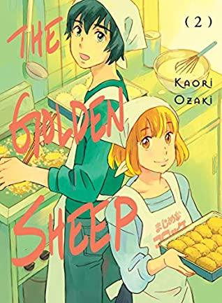 The Golden Sheep by Kaori Ozaki