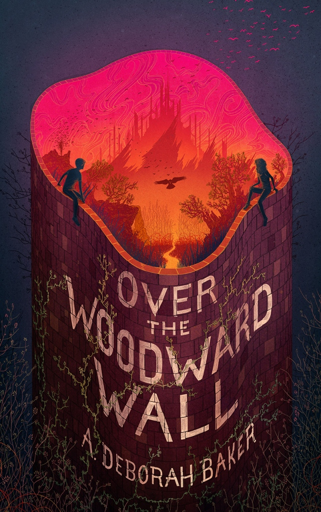 Over the Woodward Wall by A. Deborah Baker