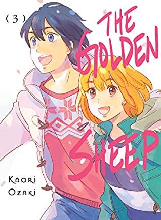 The Golden Sheep Vol 3 by Kaori Ozaki